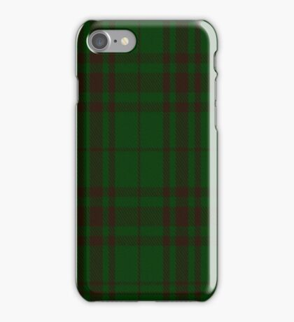 01374 Carnet Fashion Tartan  iPhone Case/Skin