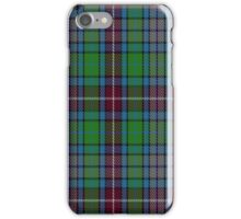 01373 Caribou Fashion Tartan iPhone Case/Skin