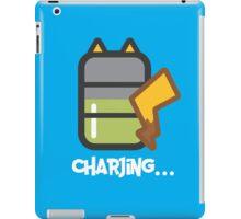 Charjing... iPad Case/Skin