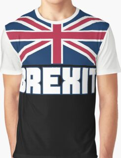Vote Brexit, Funny UK Independence Day 2016, British T-Shirt Graphic T-Shirt