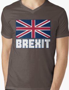 Vote Brexit, Funny UK Independence Day 2016, British T-Shirt Mens V-Neck T-Shirt
