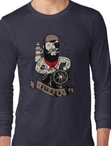 Adventure of the Sea Long Sleeve T-Shirt