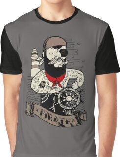 Adventure of the Sea Graphic T-Shirt