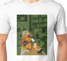 stack o' cats  Unisex T-Shirt