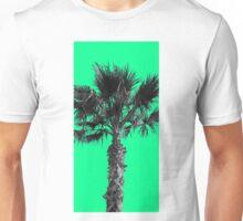 Teal Palm  Unisex T-Shirt