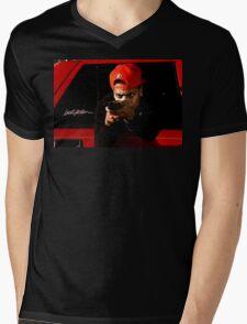 Boyz N The Hood Blood Mens V-Neck T-Shirt
