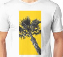 Yellow Palm  Unisex T-Shirt