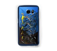 Pedal power Samsung Galaxy Case/Skin