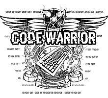 Code Warrior Photographic Print
