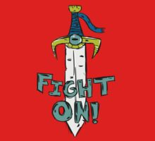 Fight On! Kids Clothes