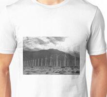 Desert Windmills  Unisex T-Shirt