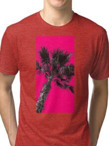 Palm 4  Tri-blend T-Shirt
