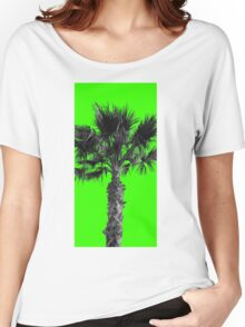 Palm 5  Women's Relaxed Fit T-Shirt