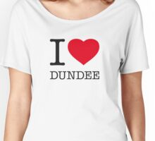 I ♥ DUNDEE Women's Relaxed Fit T-Shirt