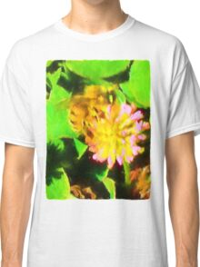Bee and Clover Classic T-Shirt