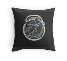 Hidden Depths Throw Pillow