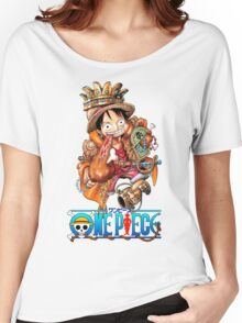 ONE PIECE Women's Relaxed Fit T-Shirt