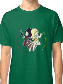 Smite - Two shades of Hel (Chibi) Classic T-Shirt