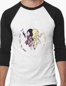 Smite - Two shades of Hel (Chibi) Men's Baseball ¾ T-Shirt