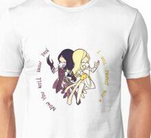 Smite - Two shades of Hel (Chibi) Unisex T-Shirt