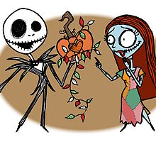 Jack n Sally  by whitmore55