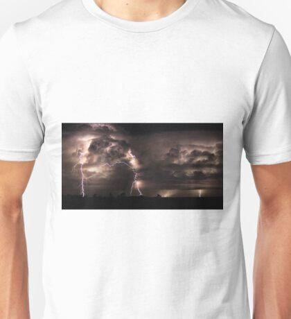 Electric Sky Unisex T-Shirt
