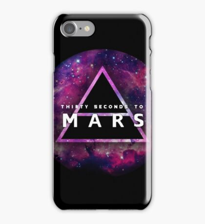 30 Seconds to Mars: Galaxy Design iPhone Case/Skin