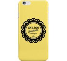 Skilton Brothers Logo iPhone Case/Skin