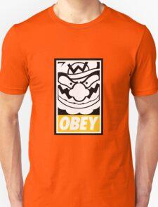 OBEY WARIO Unisex T-Shirt