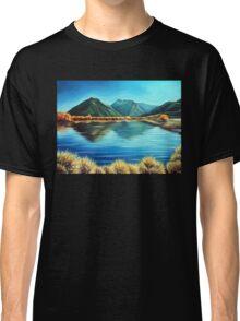 Glenorchy, New Zealand by Ira Mitchell-Kirk Classic T-Shirt