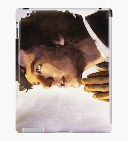 Sherlock 02 iPad Case/Skin