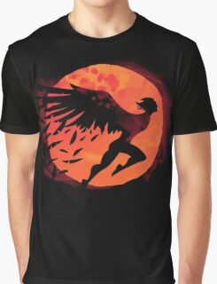 Icarus: Sunset Graphic T-Shirt