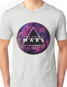 30 Seconds to Mars: Galaxy Design Unisex T-Shirt
