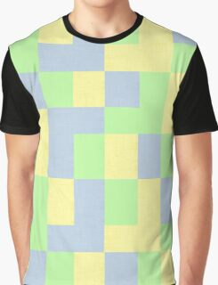 texture with tracery figured pattern Graphic T-Shirt
