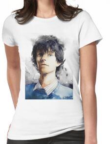 Ben Whishaw 01 Womens Fitted T-Shirt