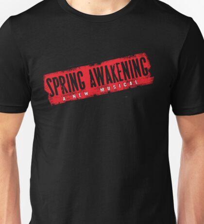 Spring Awakening Logo 1 Unisex T-Shirt
