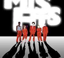 Misfits Fan Art by tudy1311