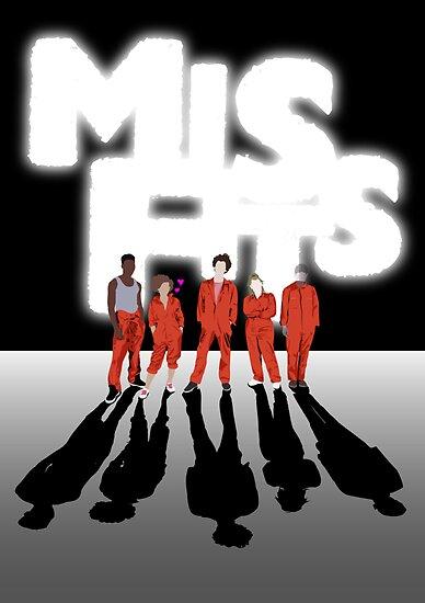Misfits Fan Art by tudy1311