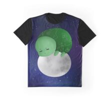 Space Turtle 4 Graphic T-Shirt