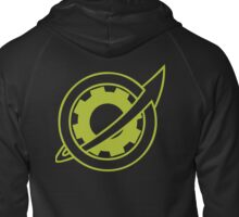 steins; gate- future gadget lab Zipped Hoodie