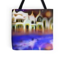 Where the East Wind Blows Tote Bag