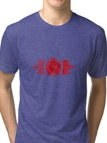 Sith Code Emblem Tri-blend T-Shirt