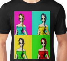 Alien Princess POP Unisex T-Shirt