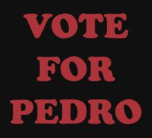 Napoleon Dynamite - Vote For Pedro Kids Tee