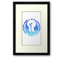 Old Republic emblem Framed Print