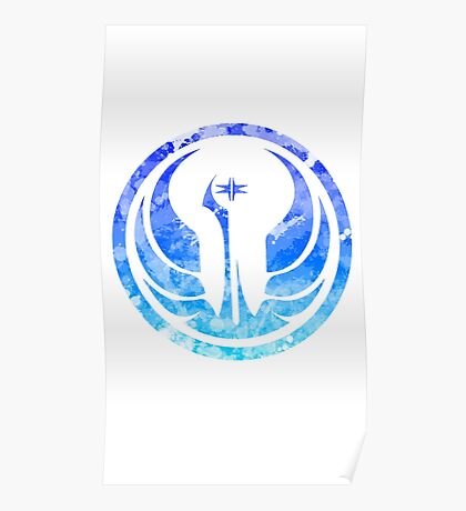 Old Republic emblem Poster