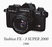 Yashica FX - 3 SUPER 2000 by Daniele  Marcello