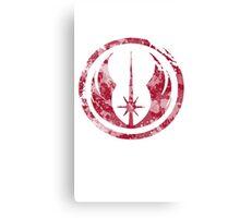 Jedi Emblem Canvas Print