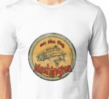 On the fly Washington Unisex T-Shirt