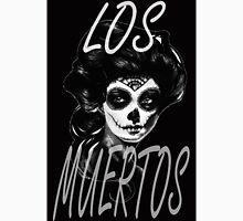 Los Muertos Mens V-Neck T-Shirt